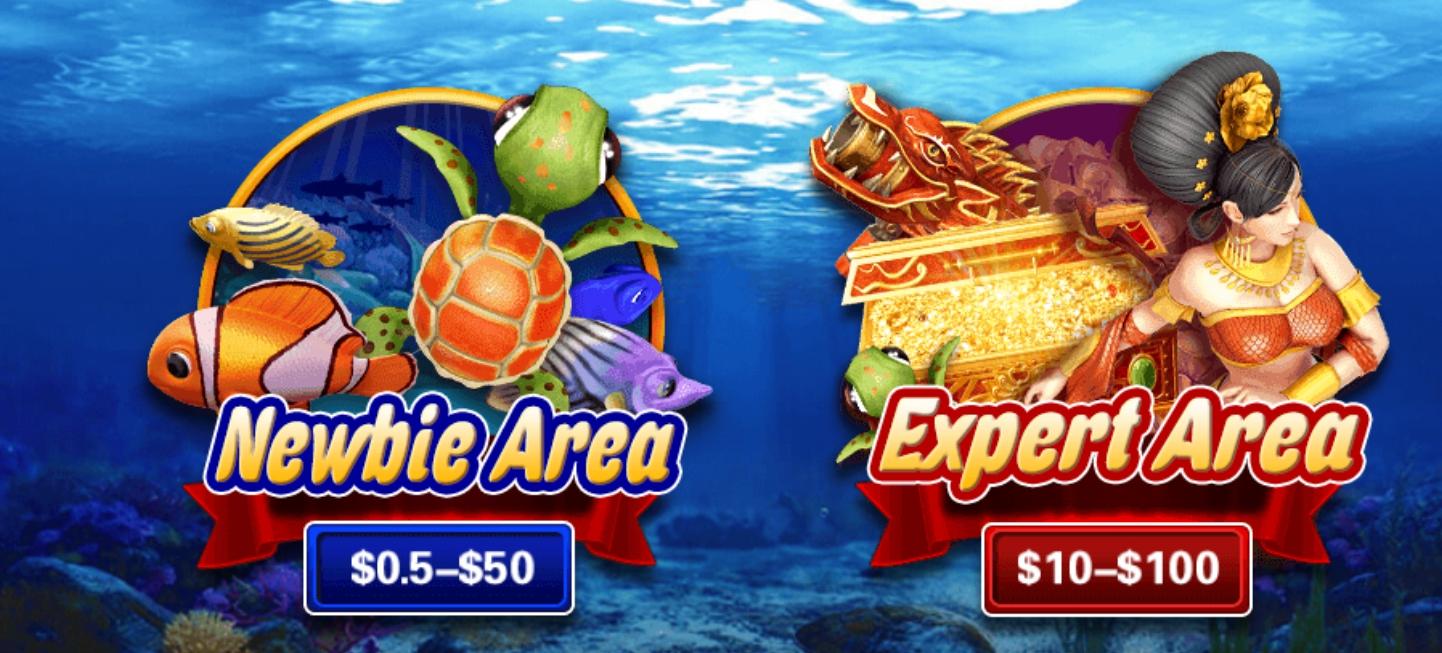 เกมยิงปลา ราชามังกร 2 เกม คาสิโนออนไลน์ แสนสนุกที่ถึงขนาดต้องมีเวอร์ชั่น 2
