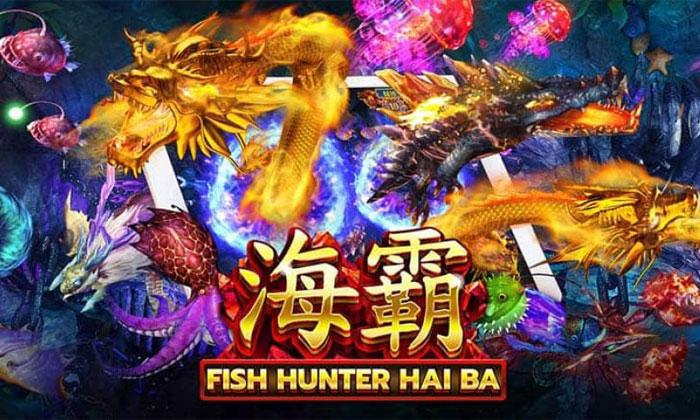 เกมยิงปลา Fish hunter hai ba ทำกำไรสุดเพลินไปกับเกม คาสิโนออนไลน์ เกมนี้กันเลย