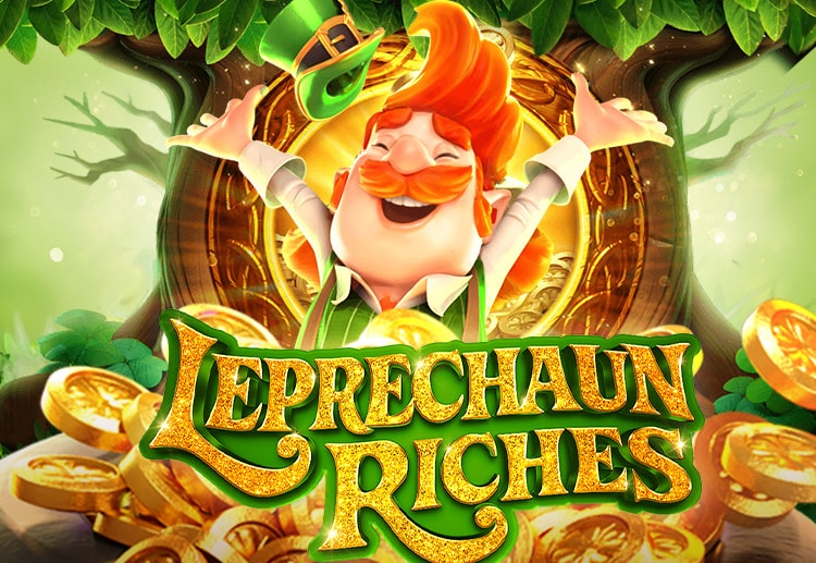 """ท่องไปบนรุ่งอรุณแห่งธรรมชาตค้นหาเงินทองได้ในเกมสล็อตที่มีชื่อว่า """"สล็อต Leprechaun Riches"""""""